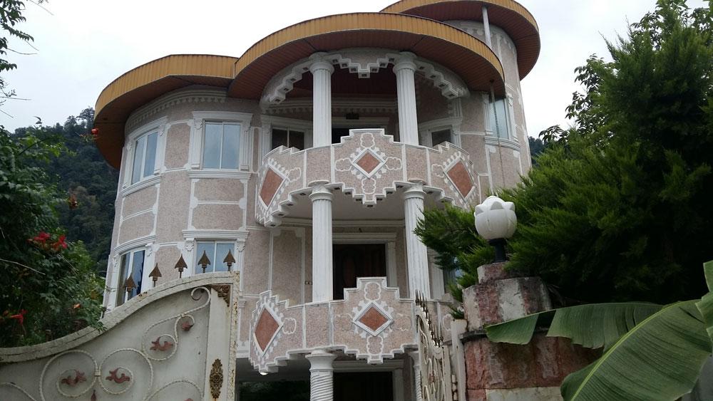 فروش ویلا تریبلکس سنددار با مجوز ساخت در منطقه نوشهر، کهنه سرا