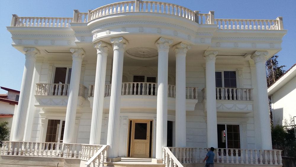 فروش ویژه ویلا لوکس و سلطنتی، استخردار، با سند شش دانگ، شهرکی مدرن، نوشهر، منطقه حسن آباد