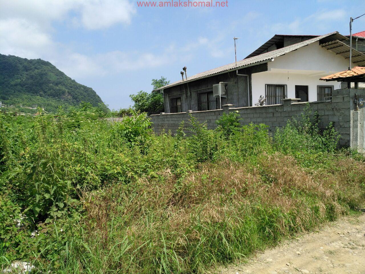 قیمت زمین مسکونی در رامسر