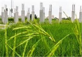 تغییر کاربری زمین جهت کاربری مسکونی و ساخت ویلا در شمال
