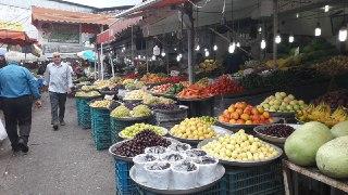 بازار روز سنتی نوشهر