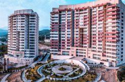 خرید آپارتمان سه خوابه 221 متری در بام چالوس