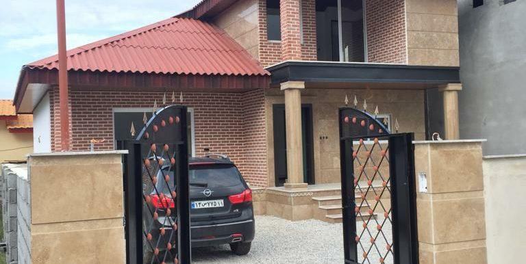 فروش ویلا 150 متری در رویان مازندران