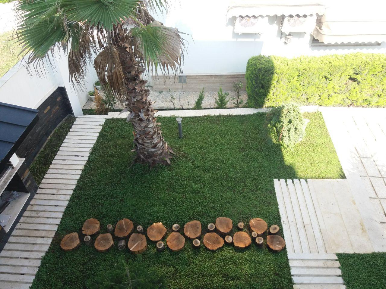 فروش ویلا 4 خوابه استخر دار در مازندران ،رویان