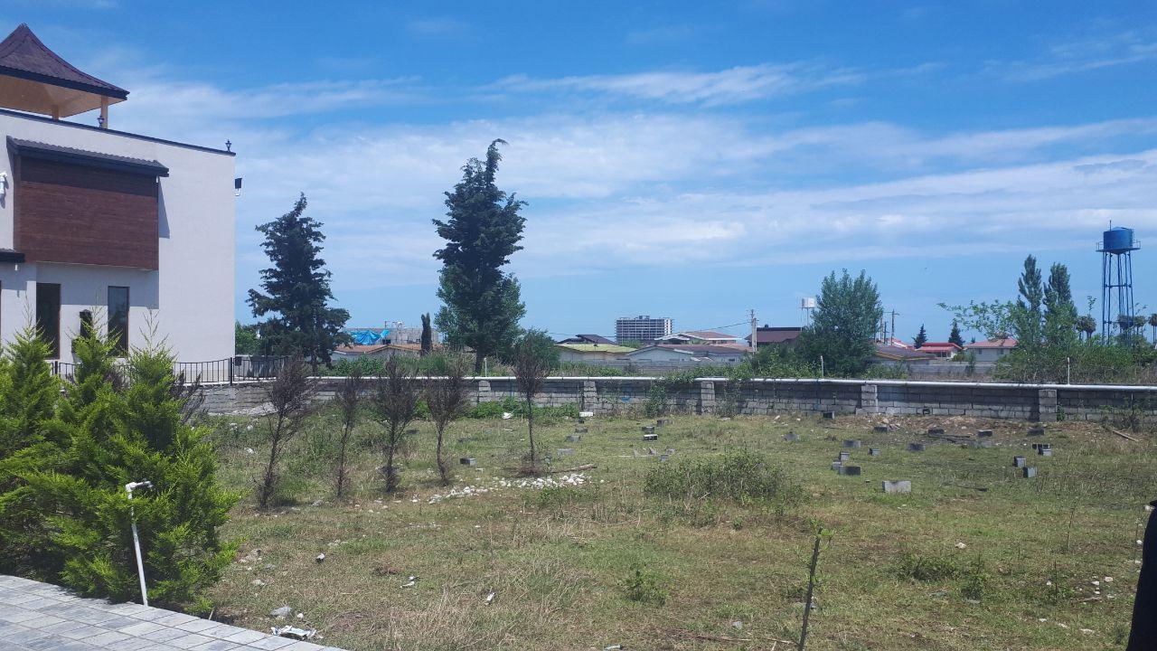 فروش زمین در منطقه نخ شمال نوشهر