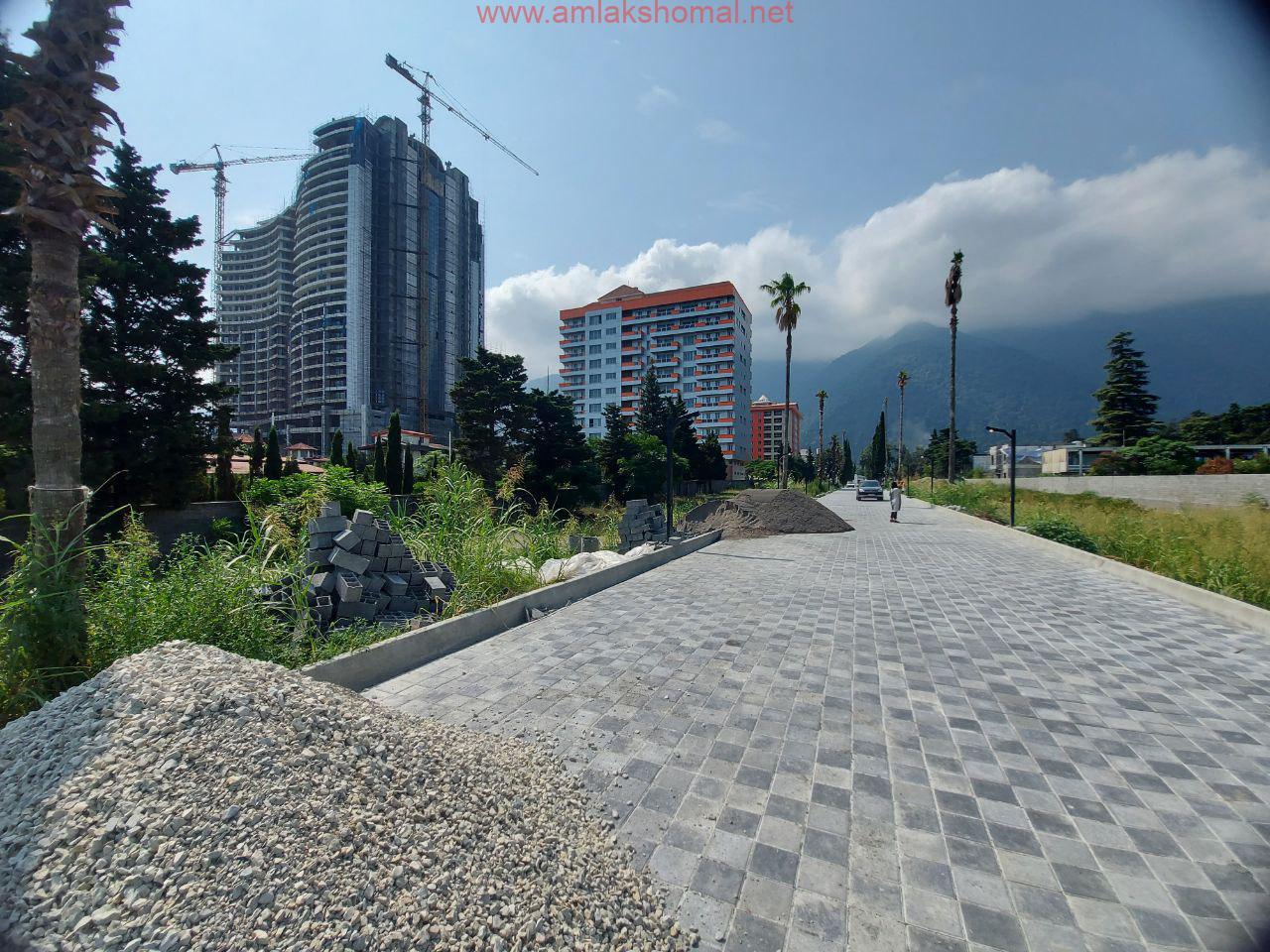 خرید زمین ساحلی شهرکی نوشهر